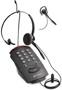 T10, телефонный аппарат с гарнитурой