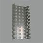 Монтажный хомут для 10 плинтов,  глубина 22 мм