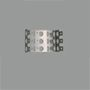Монтажный хомут для 3 плинтов, 22 мм 6050 3 122-03