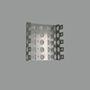 Монтажный хомут для 5 плинтов, 22 мм 6050 3 122-05