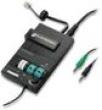 Mx-10 адаптер для подключения гарнитуры к компьютеру и телефонно