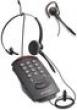 Фотография T10/A, телефонный аппарат с гарнитурой, тональный набор