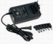 Фотография AC/DC Adapter 100-240 VAC, 48 VDC, 15W AC Euro Plug, W5 4p Table