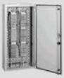 Фотография Шкаф распределительный настенный KWP 1200 для LSA-PROFIL (1200 п