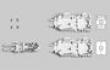 Фотография Сборочный комплект 2/2, 4-х полюсного штекера