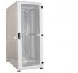 Фотография Шкаф серверный напольный 42U (600x1000) дверь перфорированная 2