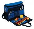 Набор инструментов 15 предметов в профессиональной сумке KL900B1