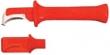 Кабельный нож для полимерной оболочки Klauke